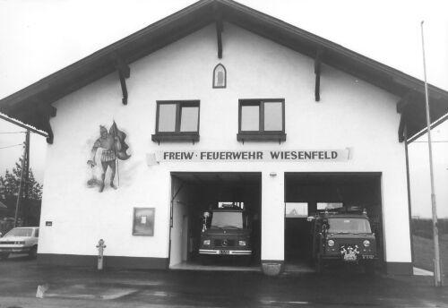 Foto Feuerwehrhaus