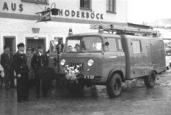 Foto Feuerwehrauto
