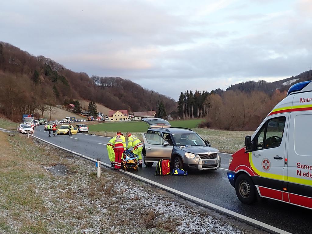 Foto Verkehrsunfall