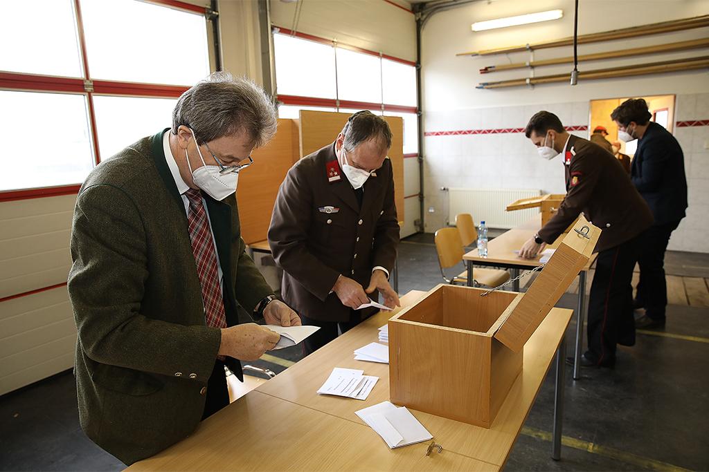Foto Wahlen