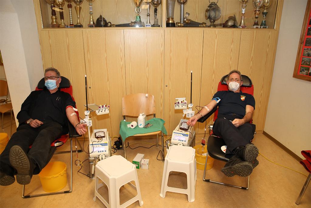 Foto Blutspenden