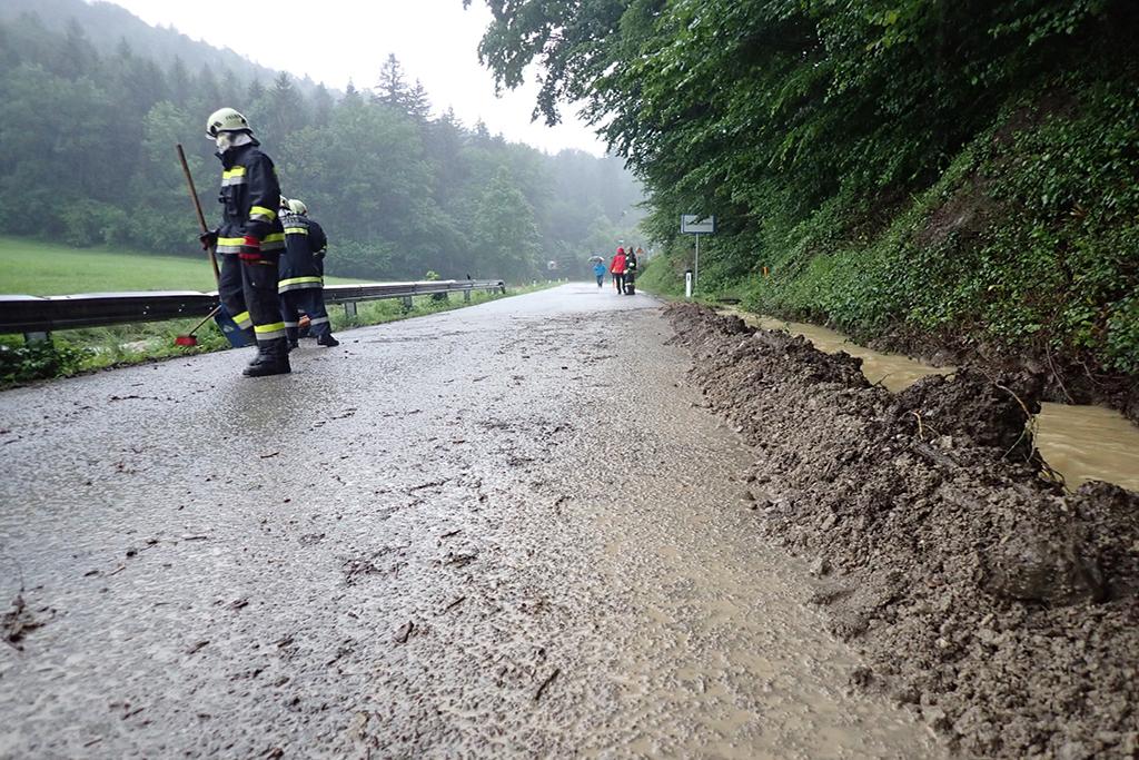 Foto Hochwassereinsatz